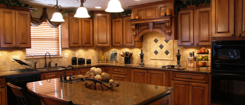 kitchen remodeling has become a desirable home improvement project for